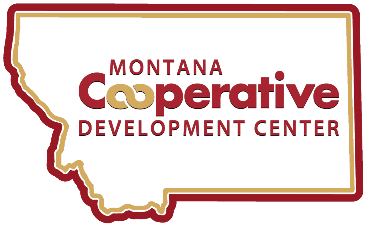 Montana Cooperative Development Center Logo